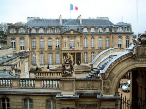 Palais de l'Elysée - Photo doc 1.0 - Creative Commons