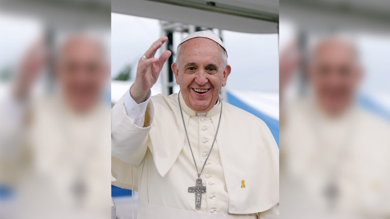 Le Pape François en 2014 en Corée - Photo Korea.net - Cretative Commons (CC BY-SA 2.0)